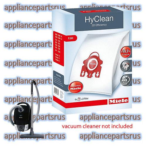 Miele FJM HyClean 3D Vacuum Cleaner Bags Part 09917710
