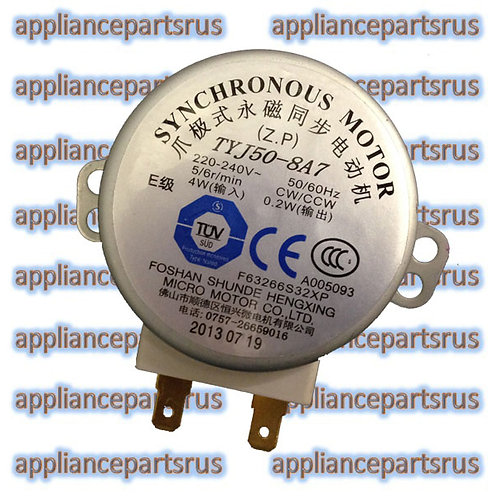 Panasonic Microwave Turntable Motor Part F63266S30XP