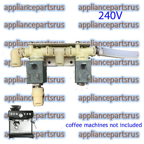 Breville BES870 Coffee Machine 240V Solenoid Valve Assembly Part BES870/02.14A