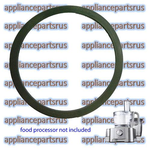 Kenwood FP920 FP950 Liquidizer Seal before date code 3F21 Part 659655 KW659655
