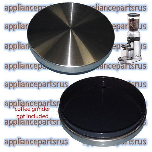 Sunbeam EM0440 EM0480 Coffee Grinder Lid Stainless Steel Part EM0480101S