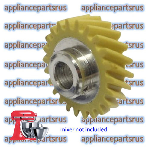 KitchenAid Mixer Worm Gear for models KSM150 KSM160 Part W10112253