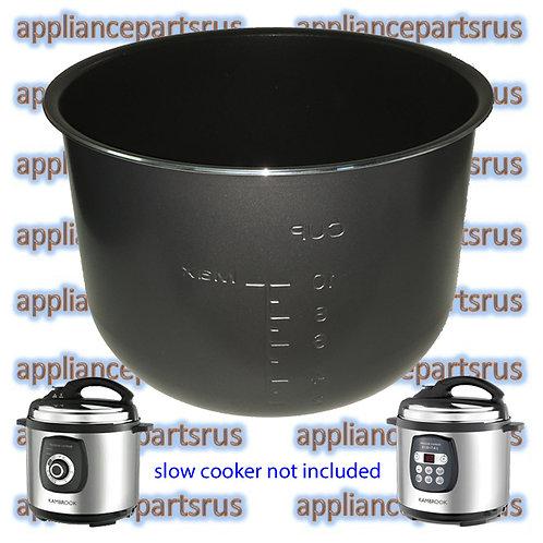Kambrook KPR600 KPR800 & Ronson RPR800 Pressure Cooker Inner Bowl Part KPR600/11