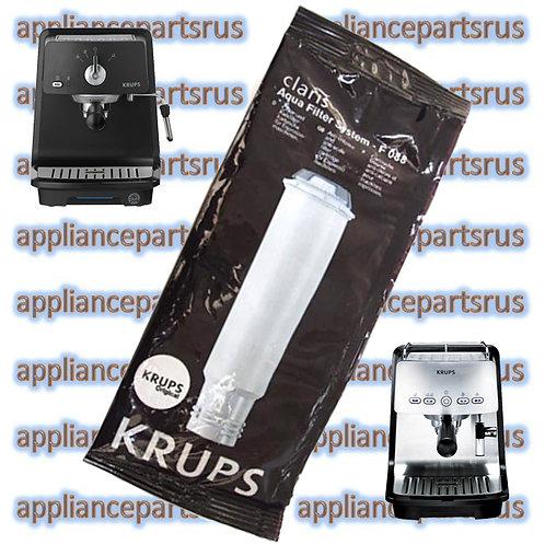 Krups F088 Claris Aqua Filter Part KAF08801