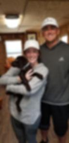 Nicole and Jonathan Holder 2019