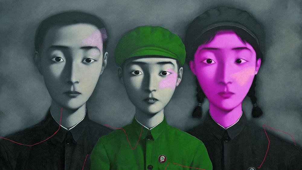 Zhang Xiaogang | JM Art Management