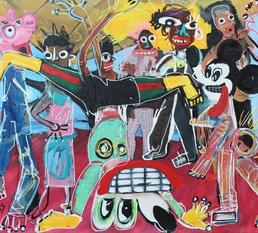 GUCCI Inspires by John Paul Fauves
