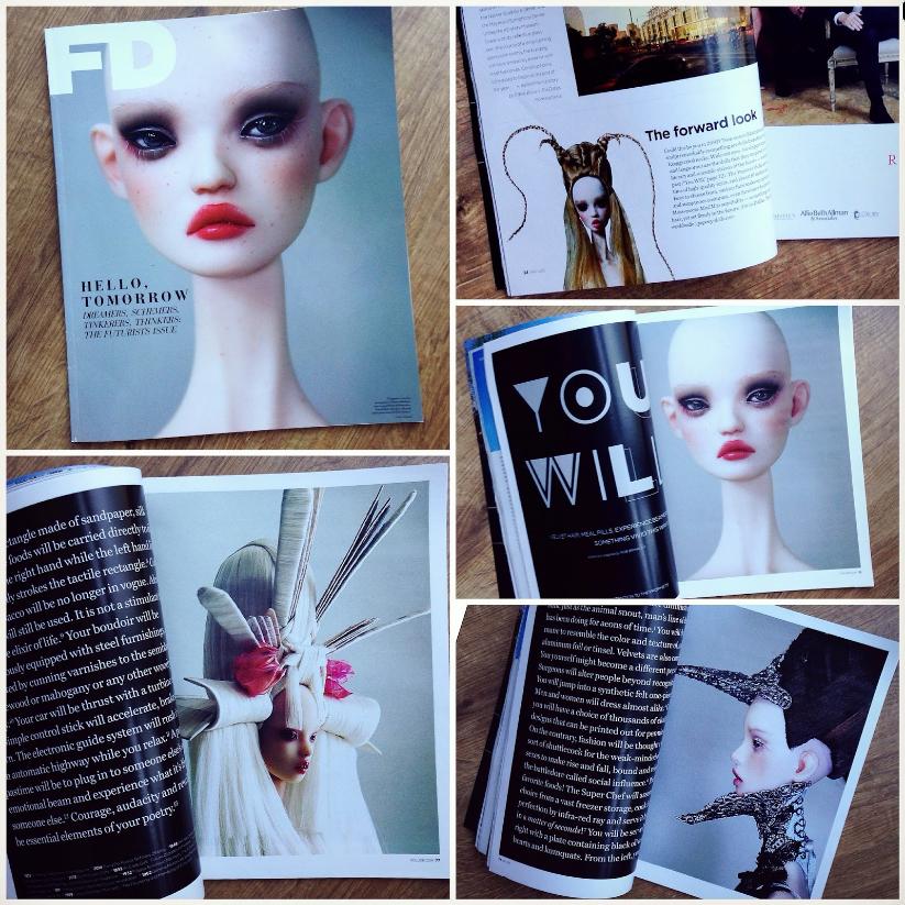 FD magazine