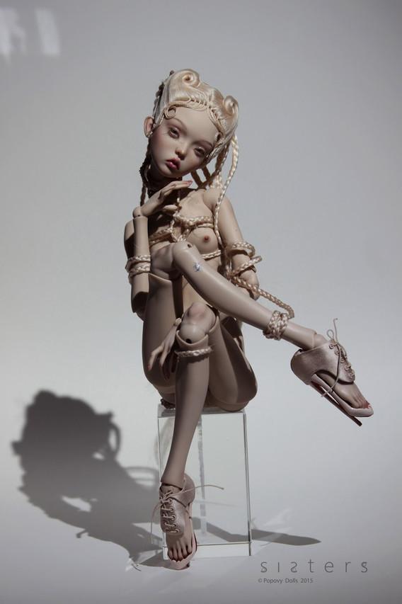 Popovy Doll X Lara Aimee JM Art Management