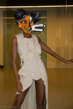 John Paul Fauves mask