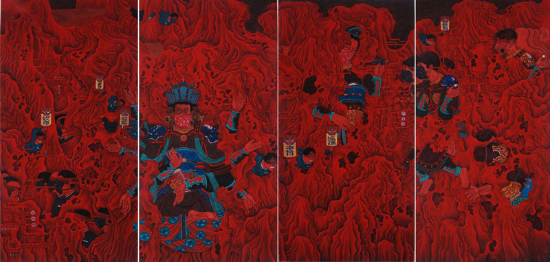 GE GUANZHONG – RED SOIL