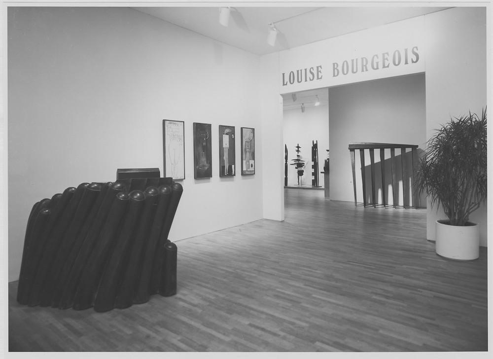 JM Art Management | MoMa | Louise Bourgeois