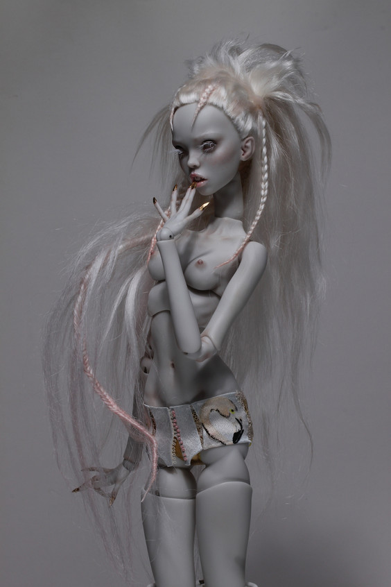 Art Doll by Popovy Sisters