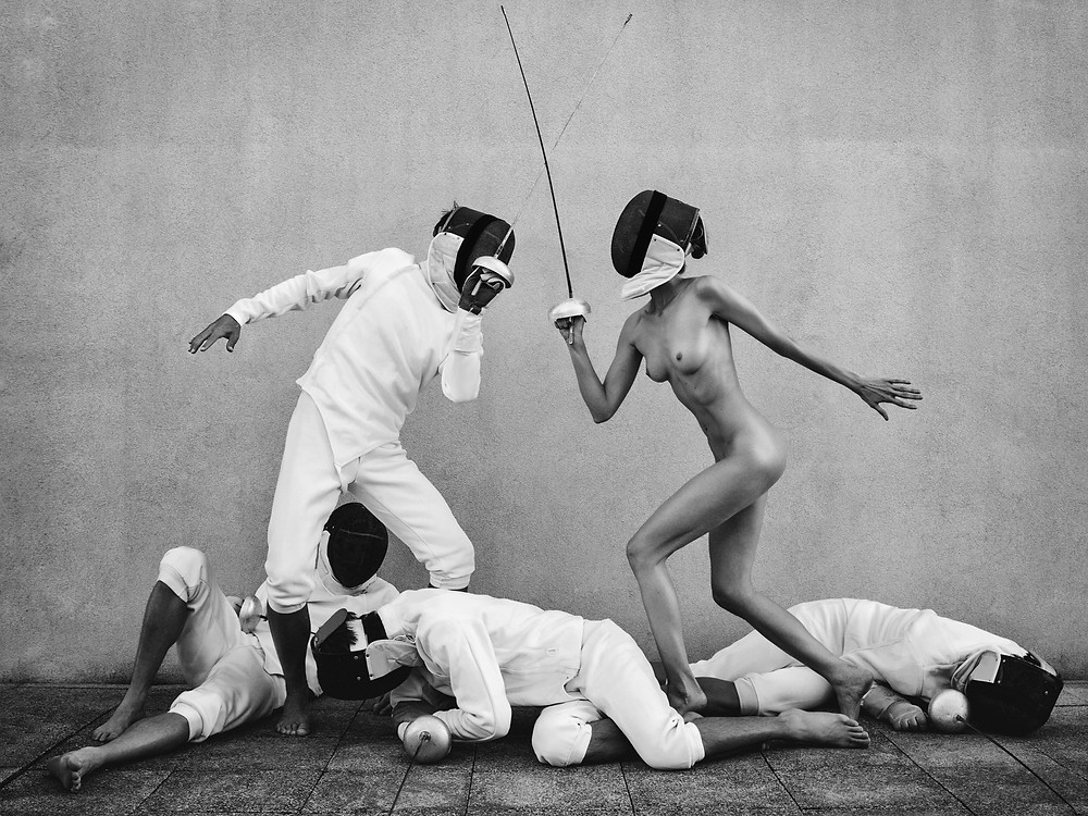 Fencers | Lukas Dvorak | JM Art Management