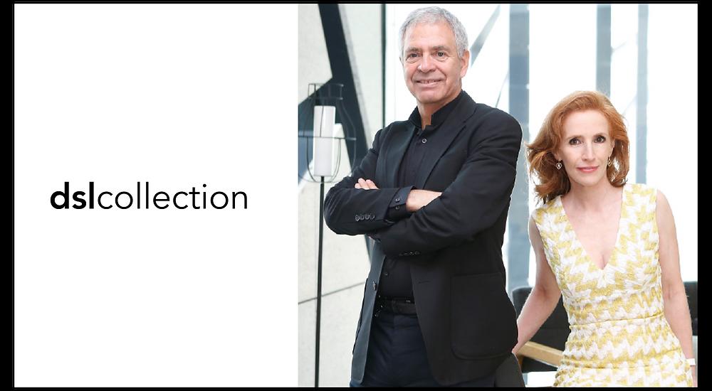 Sylvain and Dominique Levy | JM Art Management