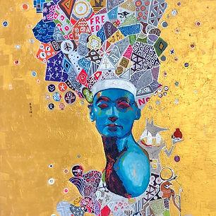 The Golden Queen Nr. 1