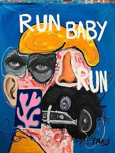 Run Baby, Run