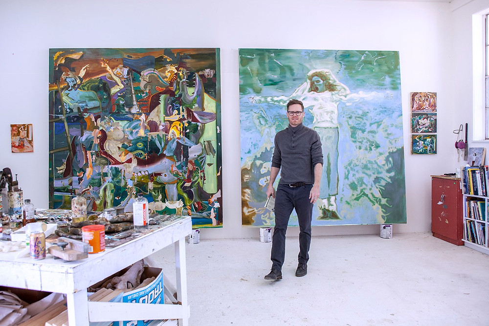 Joshua Hagler | JM Art Management