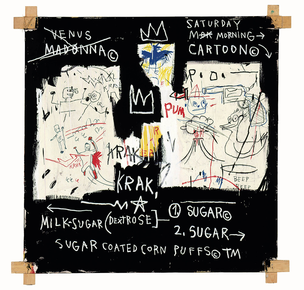 Jean-Michel Basquiat | JM Art Management