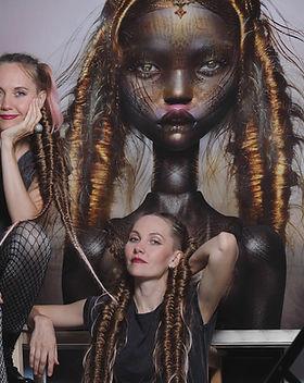 Popovy Sisters | Ingrid Baars | JM Art Management