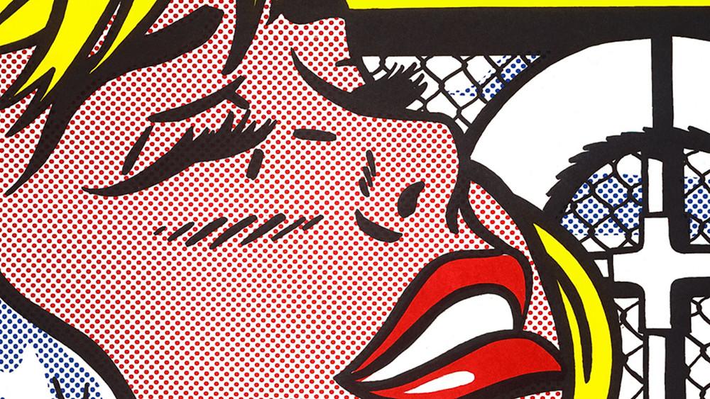 Roy Lichtenstein _ JM Art Management