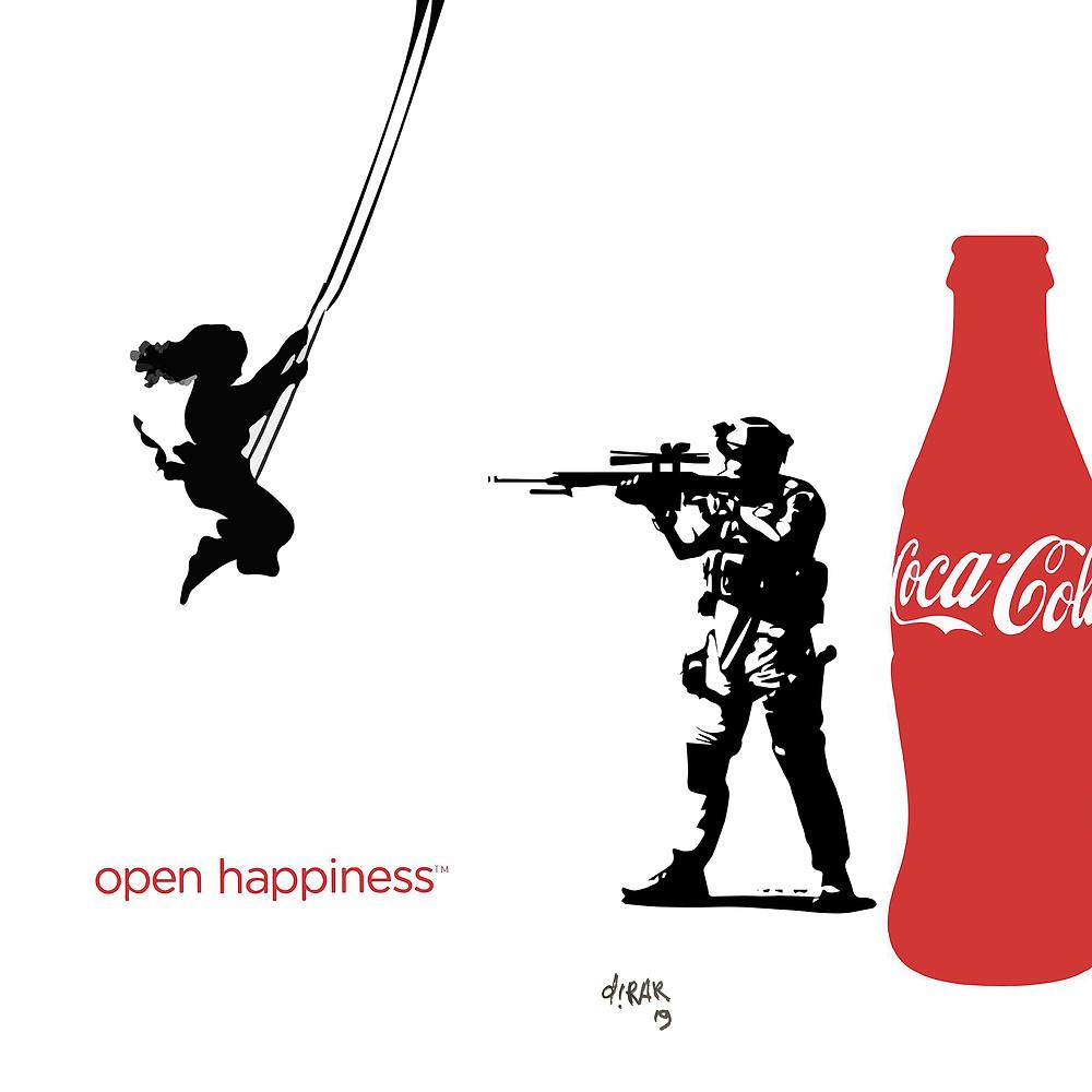 Straight up happiness   Hossam Dirar   JM Art Management