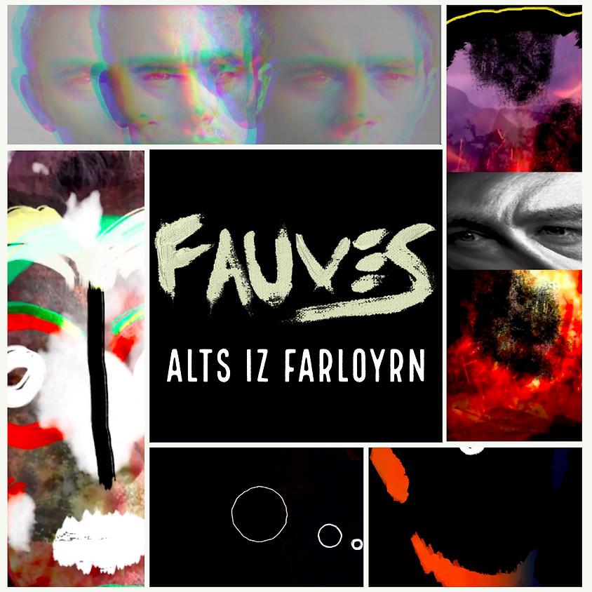 Alts iz Farloyrn by John Paul Fauves