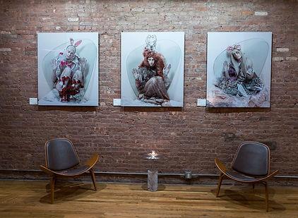 Vollipsis NYC | Alina Karo | JM Art Management