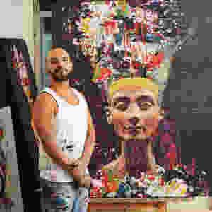 Hossam Dirar | Artist | JM Art Management