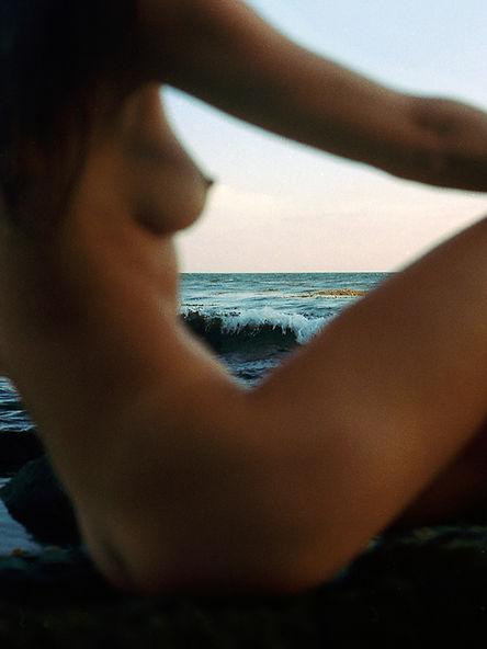 Brooke (blue waves)