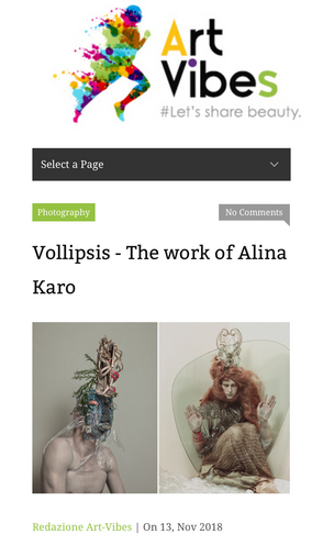 Art Vibes - VOLLIPSIS