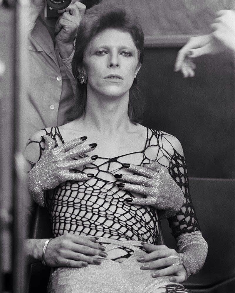David Bowie by Terry O'Neill - JM Art Management
