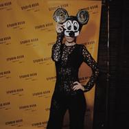 Julia Mozheyko X FAUVES mask