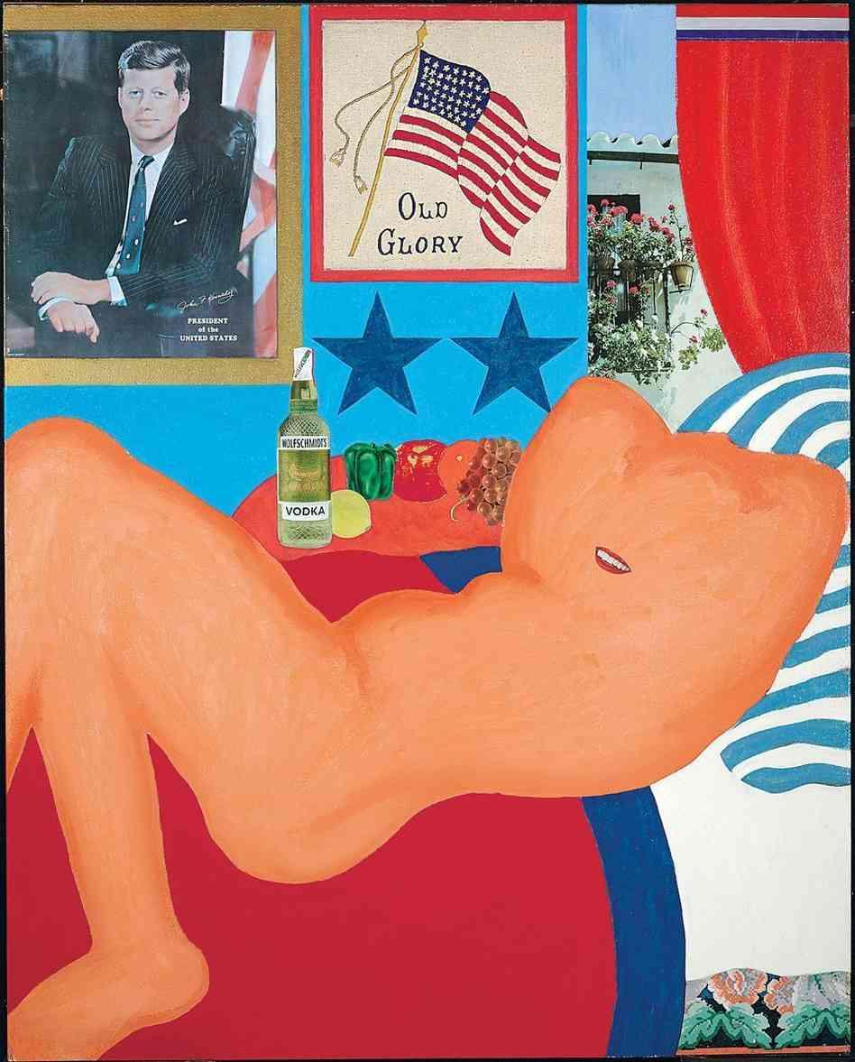 Great American Nude #21 (1961)