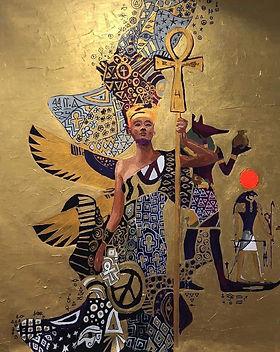 Hossam Dirar Nefertiti