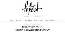 The FOREST magazine