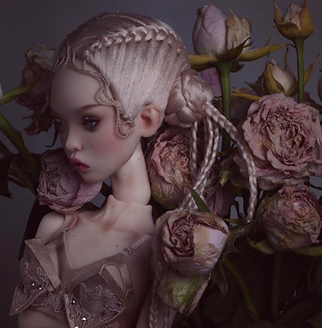 Popovy Sisters fine art photography Rose I