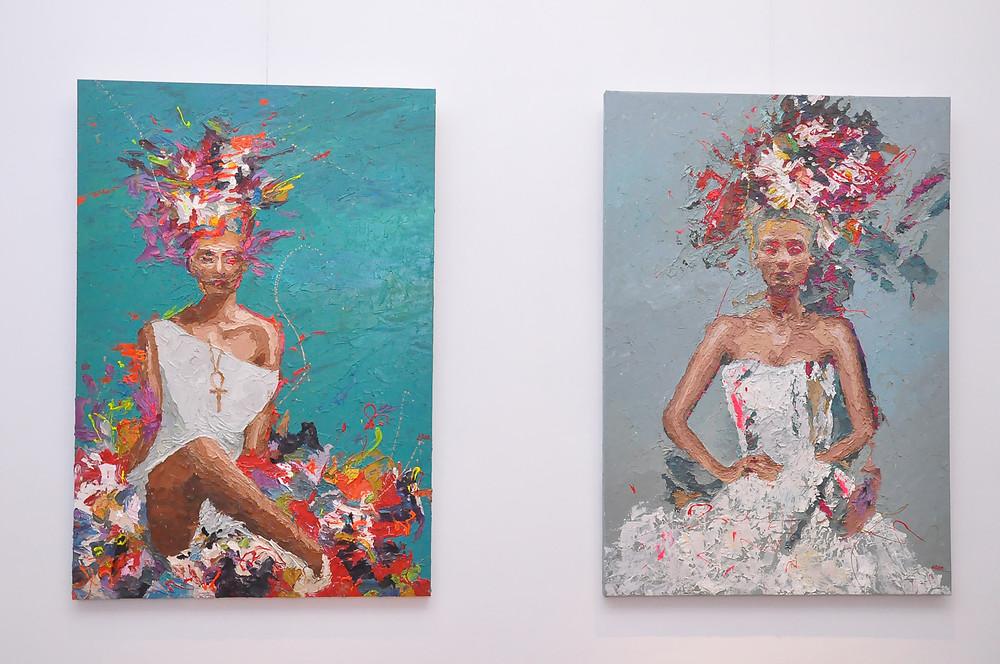 Hossam Dirar | Nefertiti | JM Art Management