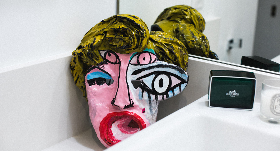 mask by FAUVES