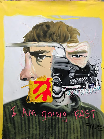 I'AM GOING FAST