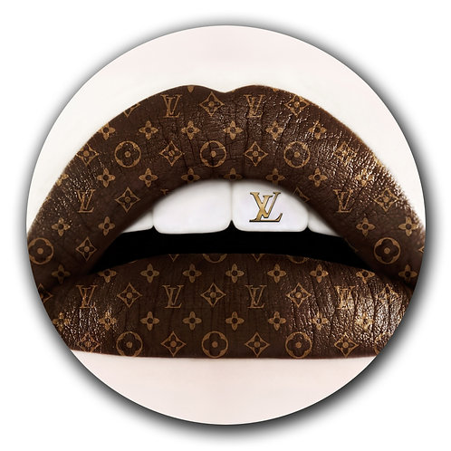 LIPS - 3D Louis Vuitton L2