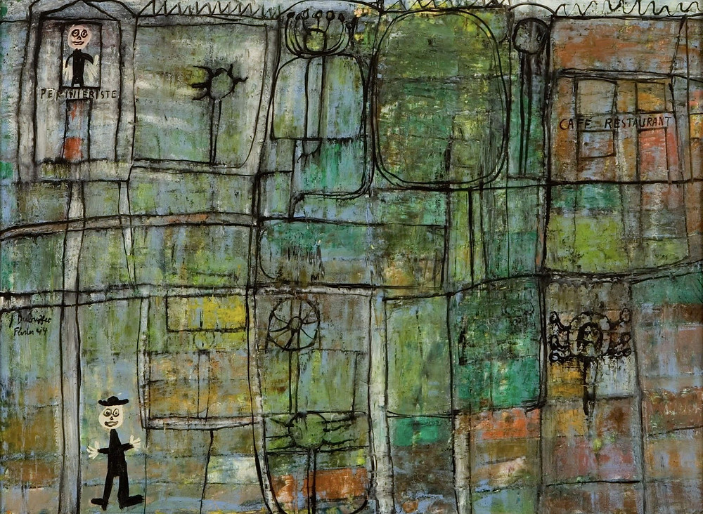 Jean Dubuffet | JM Art Management
