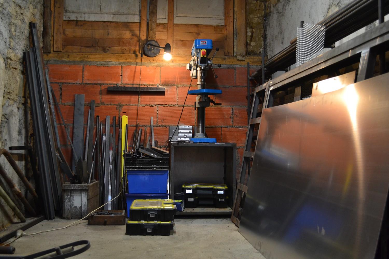 atelier metallerie
