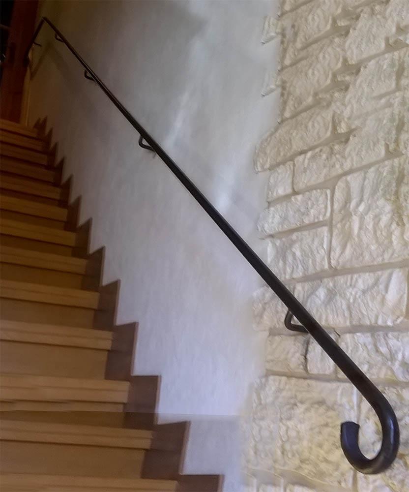 main-courante escalier