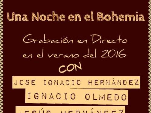 Una noche en el Bohemia; la tarara con Jose Ignacio Hernandez al piano