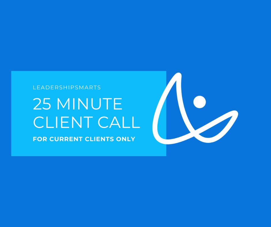 25 Minute Client Call