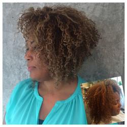 DevaCut and Keune HairColor