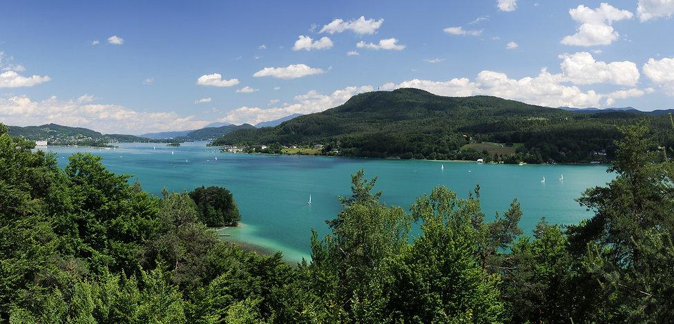 Blick auf den See_Wörthersee.com