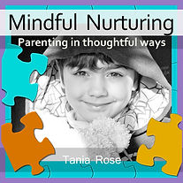 Mindful Nurturing Audio Book cover 1500x