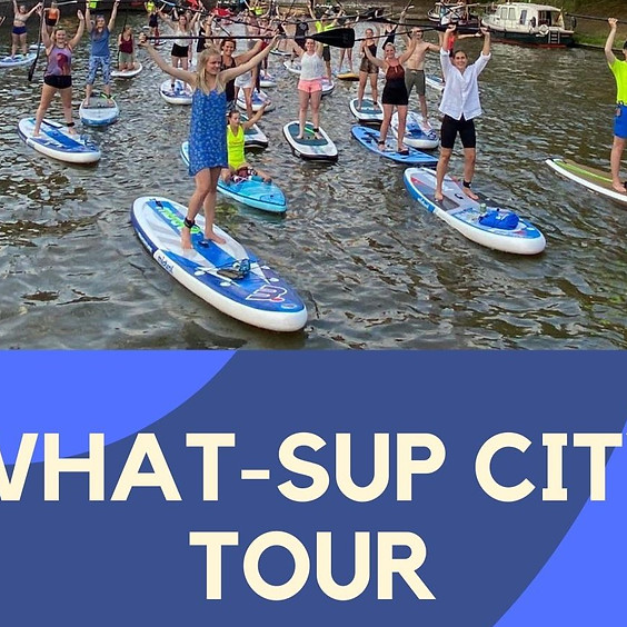 Leeuwarden SUP Tour (fully Booked)